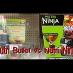 Nutri Bullet vs Nutri Ninja..Which one is best? See for Yourself.
