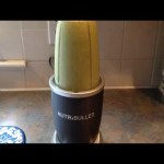 Peachy Coconut Dream Green Smoothie – Nutribullet