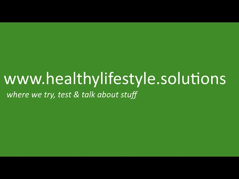Healthy Lifestyle Solutions 3 minute smoothie with Maca