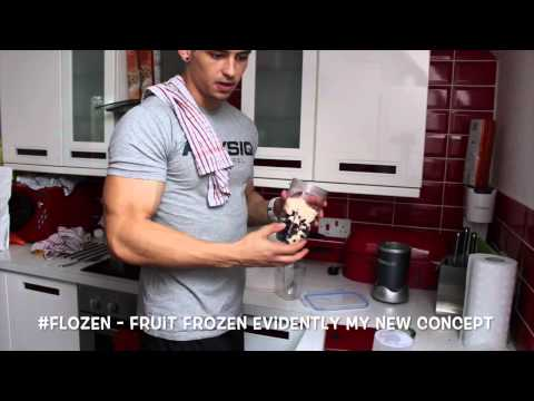 Pre/Post workout idea & preparing for trips out