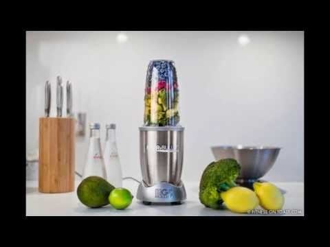 Nutri Bullet NBR-12 12-Piece Hi-Speed Blender/Mixer System, Green Reviews