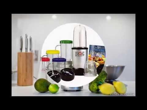 Nutri Bullet 15 Piece Blender - With The Healthy Green Drink Diet Book Reviews,