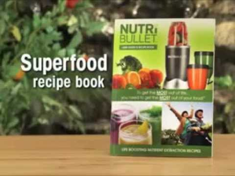 Nutri Bullet - As Seen on TV