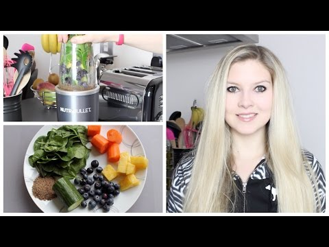 Tasty & Quick Green Smoothie Recipe | WhatTheHealth