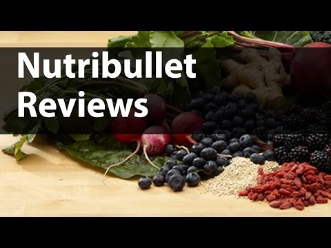 The Nutribullet Reviews - weight loss