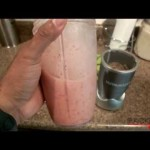 NUTRIBULLET RECIPE STRAWBERRY BANANA SMOOTHIE ALL NATURAL