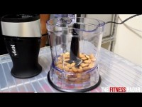 NUTRI NINJA 2 IN 1 FOOD PROCESSOR MAKES ALMOND BUT