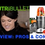 Nutribullet Review – Pros and Cons – Irvy