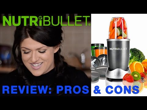 Nutribullet Review - Pros and Cons - Irvy