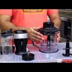 NUTRI NINJA 2 IN 1 REVIEW POWER POD & FOOD PROCESSOR