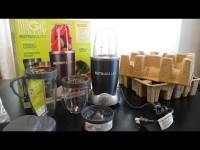 NutriBullet Magic Bullet Review Show with Important Tips and Recipe