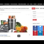 New Magic Bullet NutriBullet 12-Piece High-Speed Blender/Mixer S (Review)