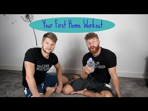 My First Home Workout