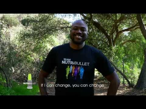 Team NutriBullet: Why Michael Runs