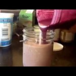 Strawberry Banana and Triple Berry Smoothies! |Christa|