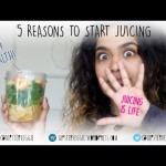 5 REASONS | TO START JUICING