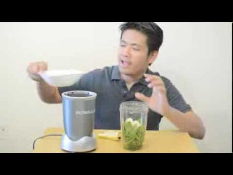 **NUTRIBULLET REVIEW** - 6min Video Demo +BONUS