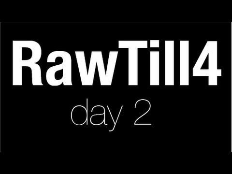 RawTill4 Challenge - Day 2 + NutriBullet Unboxing