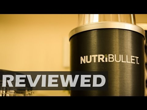 NutriBullet Food Extractor - Review