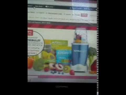 NUTRIBULLET DEAL ALERT ENDS