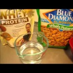 """My Lunch Time Blast """"Protein Shake/Smoothie""""…….Nutri Bullet"""