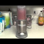 Orange Banana Berry Berry ICE CRUSH- Jam Packing my Nutribullet Pro 900 to TEST IT'S LIMITS!!!