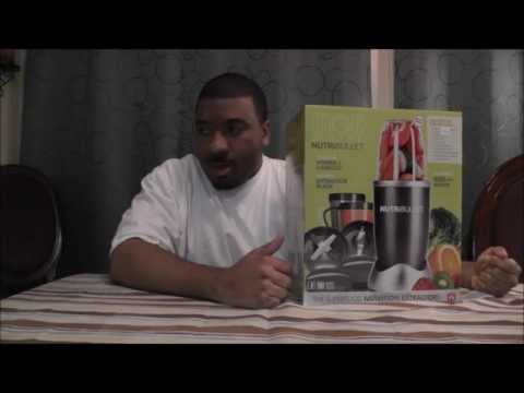 FGSW - NutriBullet Unboxing & First Look