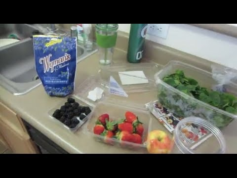 2 Nutribullet Recipes (for Weight Loss- w/