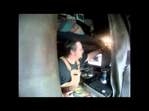 Nutri Bullet-Making Trucker Smoothies-Jim The Trucker Video Series