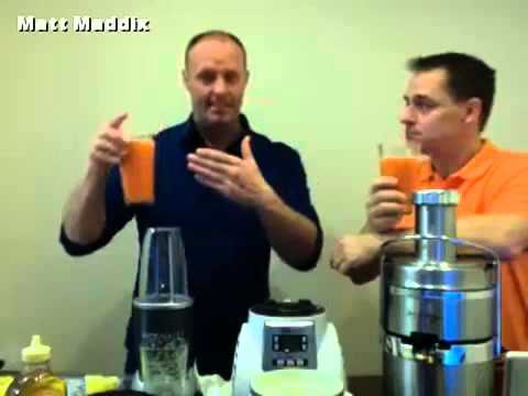 Episode 19 -- Juicing Demonstration