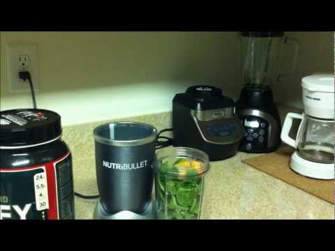 NutriBullet by Magic Bullet-Review