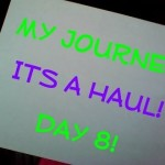 My Journey Vlog: Day 8
